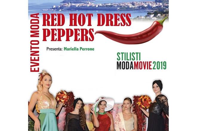 Red Hot Dress Pepper per Moda Movie