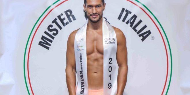 Rudy El Kholti è Mister Italia 2019