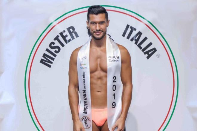 Rudy El Kholti, Mister Italia 2019