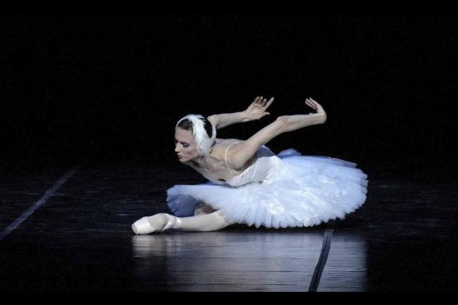 Svetlana Zakharova a Positano Premia la Danza. Foto da Ufficio Stampa