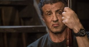 Sylvester Stallone in Rambo Last Blood. Foto di Yana Blajeva