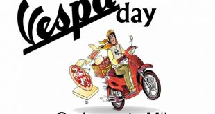 Vespa Day e pizza