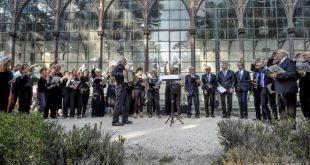 Coro I Giocosi di Trieste in cartellone al Teatro Verdi di Muggia. Foto di Gianfranco Crevatin