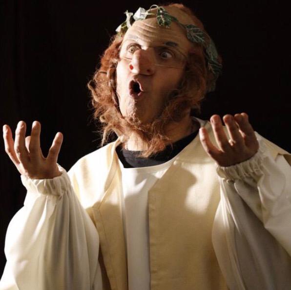 Dario Ballantini interpreta Dante