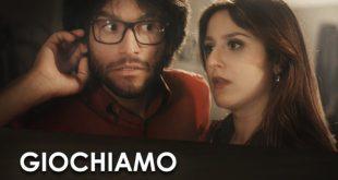 Fabrizio Colica e Michela Giraud in Giochiamo di anticipo