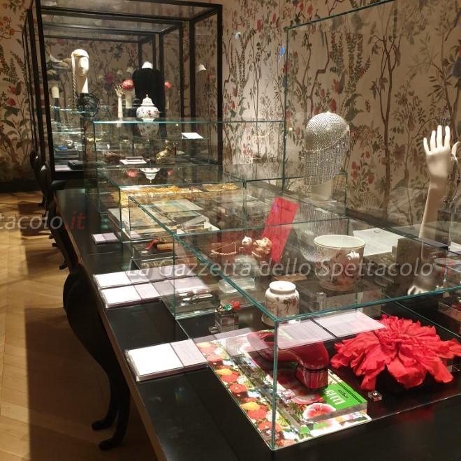Gli armoniosi saloni del Gucci Garden