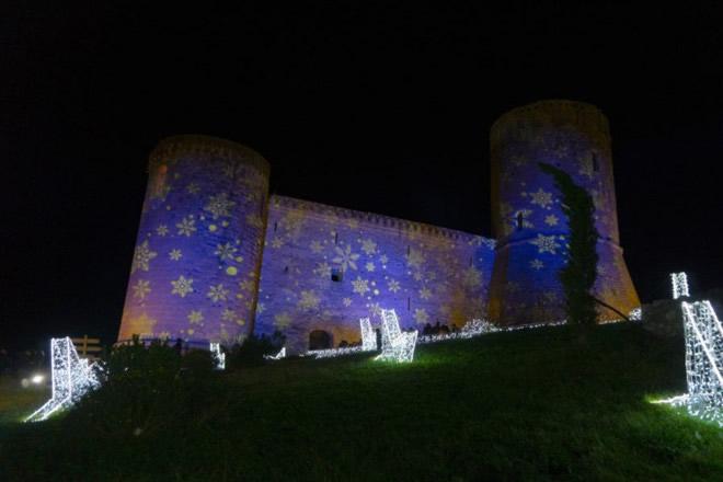 I Mercatini di Natale al Castello di Lettere. Foto da Ufficio Stampa
