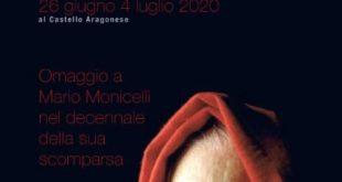 Ischia Film Festival 2020 dedicato a Mario Monicelli