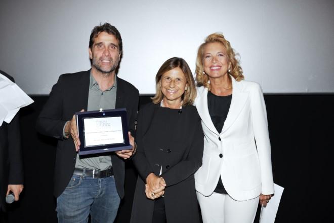 Ivan Castiglione, Titta Fiore e Valeria della Rocca