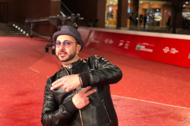 James La Motta alla Festa del Cinema di Roma 2018