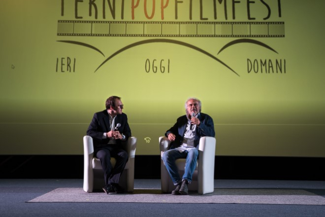 Jerry Calà al Terni Pop Film Fest 2019