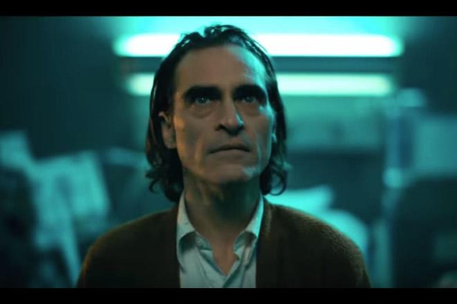 Joaquin Phoenix nei panni di Arthur Fleck in Joker. Foto dal Web.