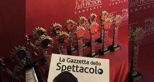 La Gazzetta dello Spettacolo per il Gala del Cinema e della Fiction Campania 2019