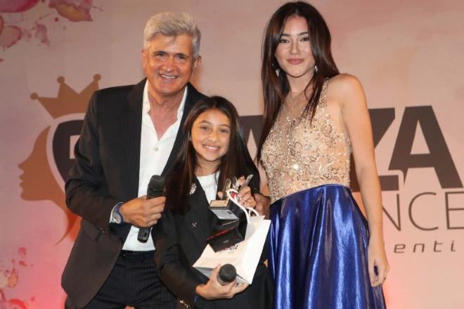 La premiazione di Ludovica Nasti