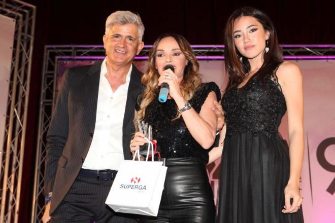 La premiazione di Valentina Stella