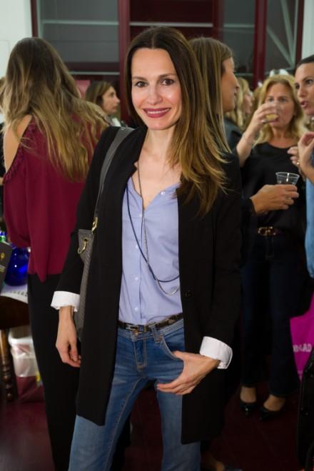 L'attrice Giorgia Ferrero per Silvì