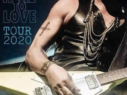 Lenny Kravitz, le date italiane