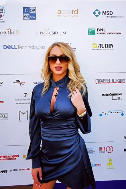L'influencer Tanya La Gatta