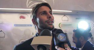 Luca Onestini ai microfoni de La Gazzetta dello Spettacolo