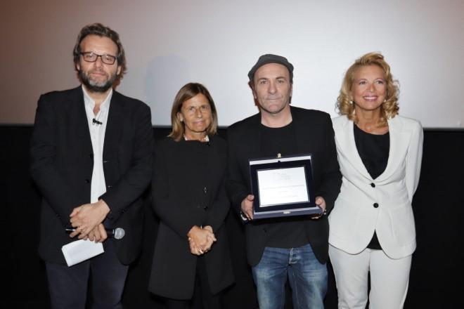 Marco Spagnoli, Titta Fiore, Gianfranco Gallo e Valeria della Rocca