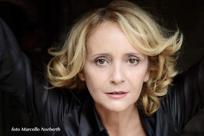 Marina Lorenzi. Foto di Marcello Norberth