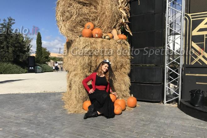 Metis Di Meo a tema Halloween