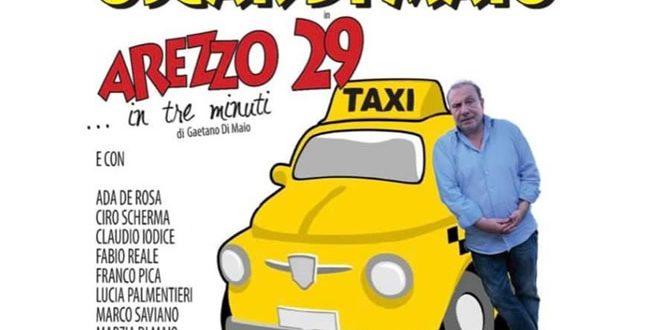 Arezzo 29 in tre minuti, al Teatro Totò