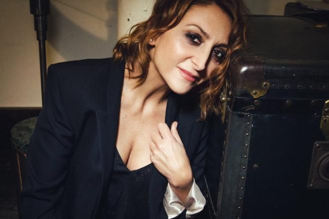 Paola Minaccioni. Foto di Francesca Lucidi