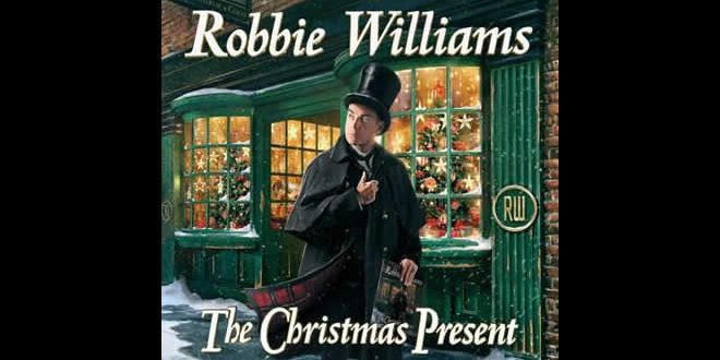 Robbie Williams, arriva The Christmas Present