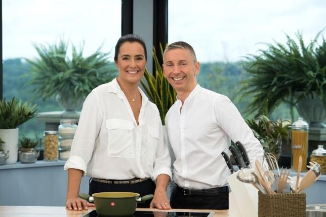 Roberta Capua e Gianluca Mech insieme per L'Ingrediente Perfetto