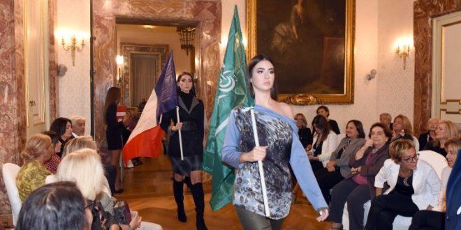 Danesi: anni '80 e donna multirazziale in passerella