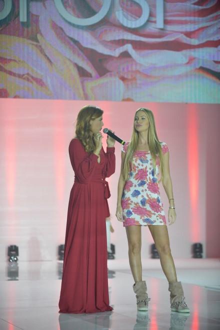 Veronica Maya e Taylor Mega a TuttoSposi 2019. Foto di Alessandro Pone