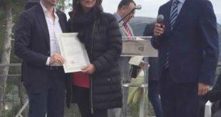 """A Francesco Emilio Borrelli il """"Premio Internazionale Nassiriya per la Pace 2019″"""