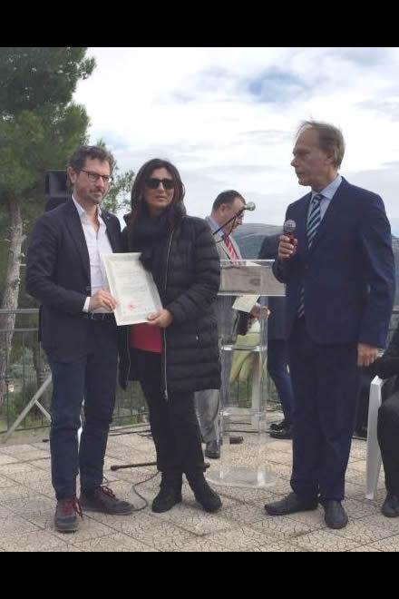 A Francesco Emilio Borrelli il Premio Internazionale Nassiriya per la Pace 2019