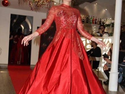 A Roma il fashion show di Korn Taylor