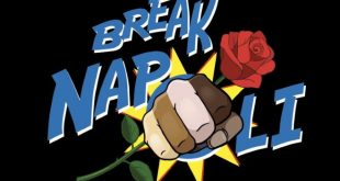 Break Napoli 2019. Grafica a cura di Creative AddMaker