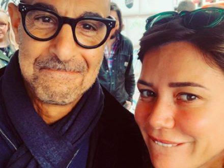 Camilla Ferranti, da Oltre la Soglia a un flirt  con Stanley Tucci?
