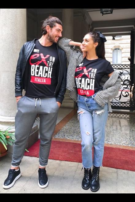 Cecilia Rodriguez e Ignazio Moser condurranno Ex on the beach Italia 2