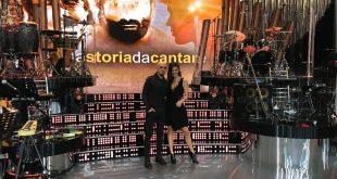 Enrico Ruggeri e Bianca Guaccero per Una storia da cantare