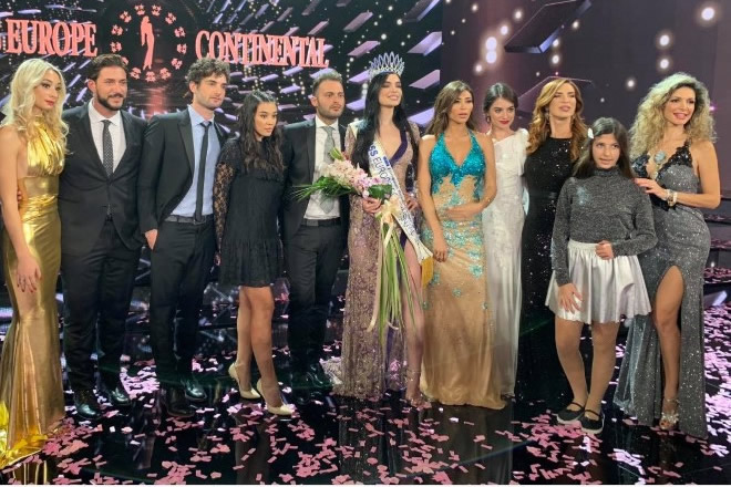 Finale Miss Europe Continental 2019