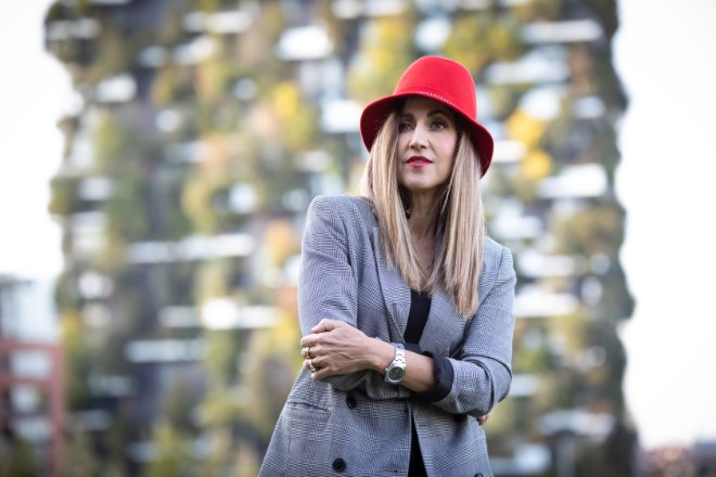 Gisella Cozzo. Foto di Marco Piraccini