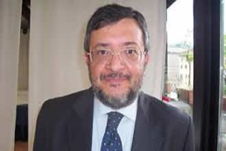 Il Presidente di Fiavet Lazio, Ernesto Mazzi