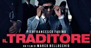 Il Traditore di Marco Bellocchio con Pierfrancesco Favino