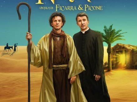 """""""Il Primo Natale"""", il nuovo film di Ficarra e Picone."""