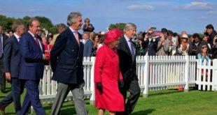 Inghilterra, Regina II alla Polo Cup