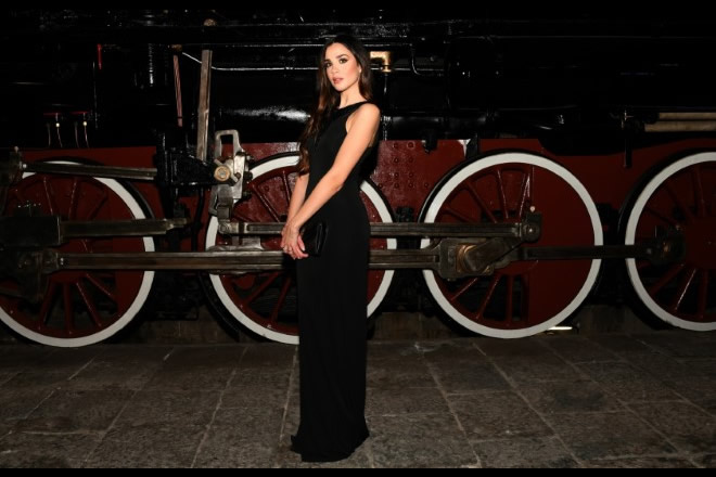 La beauty blogger Marta Cerreto