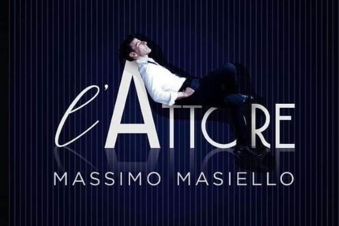 L'attore - Massimo Masiello