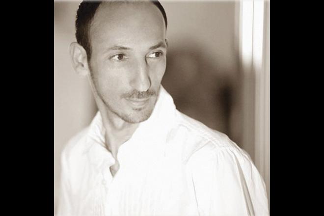 Luca Maris. Foto fornita dall'artista