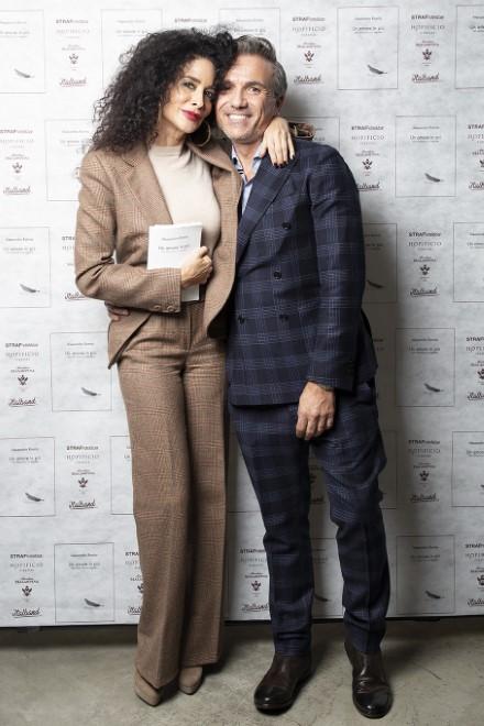 Randi Ingerman e Alessandro Romito. Foto di Tatiana Benedetti
