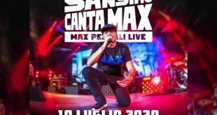 San Siro canta Max Pezzali